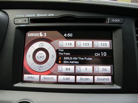 Kia Satellite Radio 2011 Kia Optima Sx Turbo Test Drive The Gadgeteer