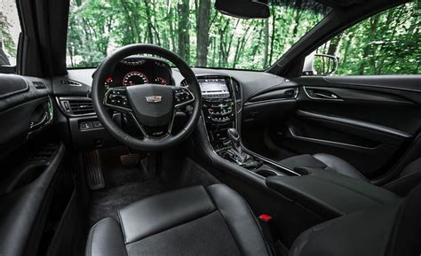 2019 cadillac interior 2019 cadillac ats v coupe redesign release date best