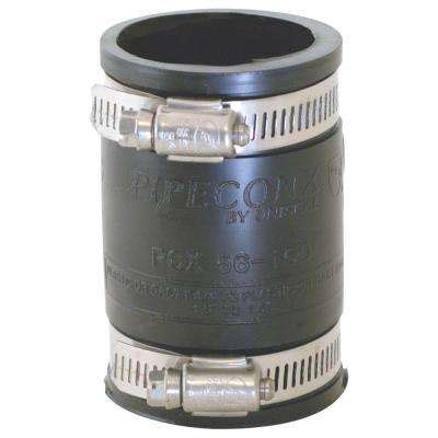 Rubber Plumbing Coupler by Rubber Pipes Fittings Plumbing The Home Depot