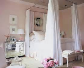 light pink bedroom mirror nightstand contemporary bedroom phoebe howard