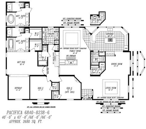 6 bedroom modular home floor plans luxury manufactured homes heritage home center