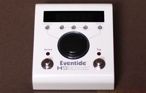 best harmonizer pedal eventide h9 harmonizer review best multi effects pedal