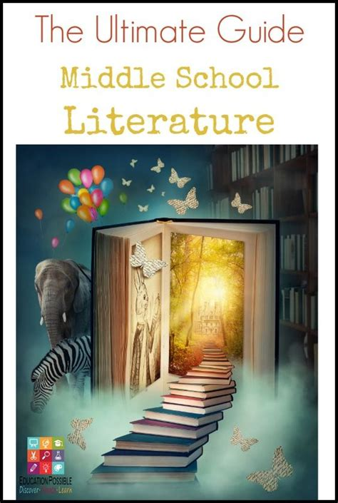 list of biography books for middle school the ultimate guide to middle school literature