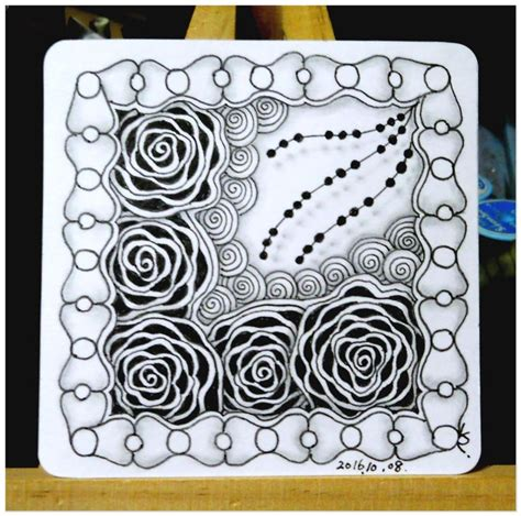 zentangle pattern diva dance 33 best my zentangle pattern club images on pinterest