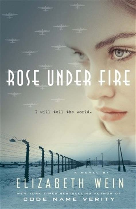 themes in rose under fire on the smugglers radar the book smugglers
