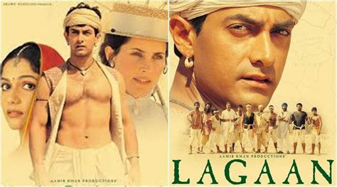 film motivasi aamir khan lagaan turns 16 aamir khan film has these five firsts to
