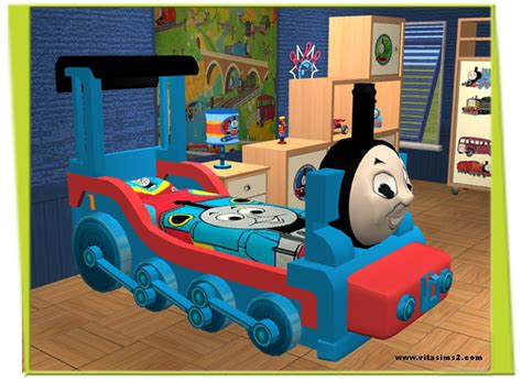 The Tank Engine Bedroom Decor by Vitasims