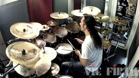 Gw Se 4e Ironman Set george kollias odyssey of bass drumming lesson 3