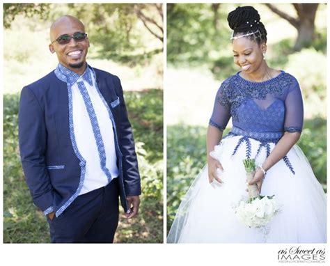Wedding Attire Johannesburg by Katlego Lebogang S Traditional Wedding Rustenburg