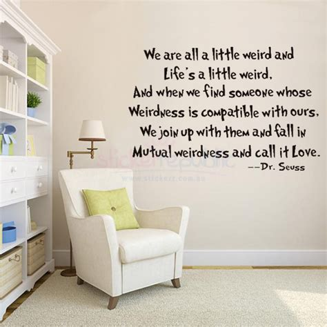 dr seuss wall stickers quotes is a wired by dr seuss wall sticker