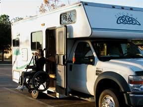 2 Bathroom Rv Rv Traveling In A Wheelchair Wheelchairtraveling Com