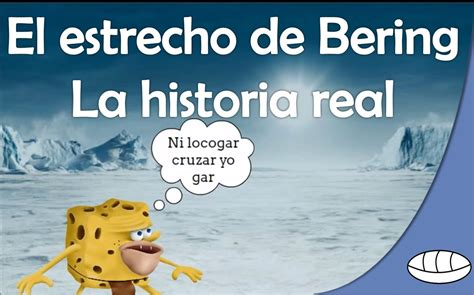 el estrecho de bering el estrecho de bering la historia real youtube