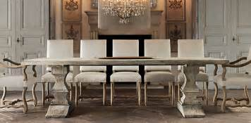 Restoration Hardware Dining Room Tables by Dumont Rectangular Table Restoration Hardware