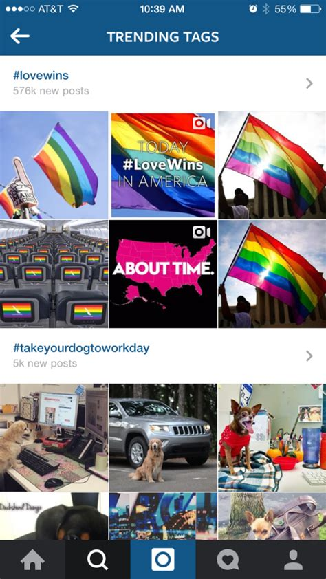 radical new instagram hashtag update is a real changer 5 ways to use instagram s new explore search