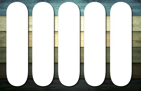 longboard skateboard template images