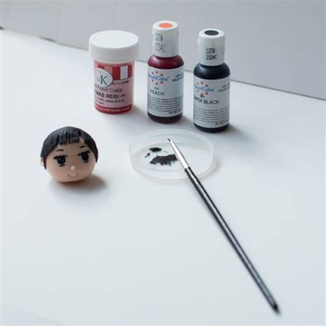 Wilton Cake Decorating Tools by Fondant Cake Cookie Food Coloring Brush Small Brush