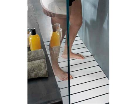 steel flush fitting shower tray by