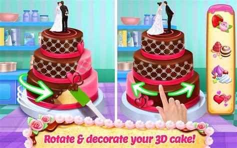 Cake Maker by Real Cake Maker 3d Android Apps On Play