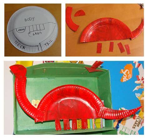 newspaper theme for preschool paper plate dino craft dinosaur pinterest dinosaur