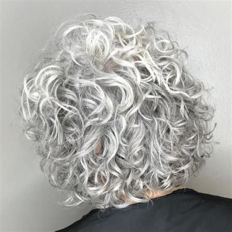 how to perm gray hair ehow 25 best ideas about short permed hair on pinterest