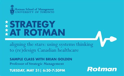 Mba And Md At The Same Time by Redesigning Canadian Healthcare Rotman Major In Health