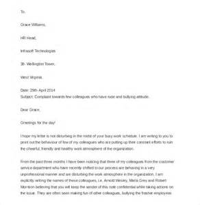 hr complaint letter 10 free word pdf documents free premium templates