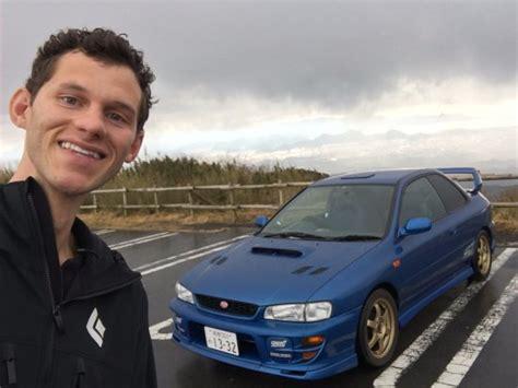Subaru Impreza Wrx Sti Type R Version V Bunta From