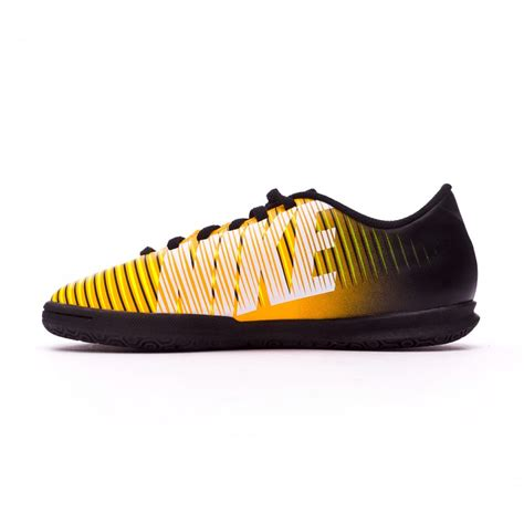 Nike Mercurial Vortex Iii Ic Laser Orange Black White Volt 1 futsal boot nike mercurialx vortex iii ic laser