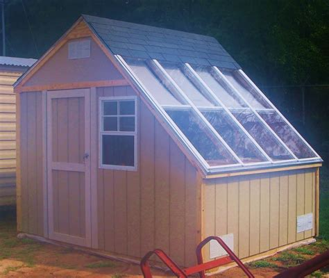 greenhouse shed ideas  pinterest plant shed