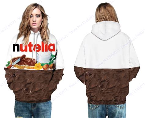 Nutela Milk Sweater cocoa chocolate milk promotion shop for promotional cocoa