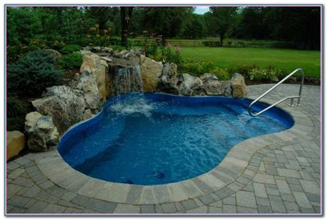 small inground pools for small yards house inground pool designs for small backyards pools home