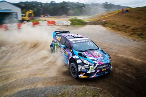 küchenblock ken block s gymkhana and rally spec ford for sale