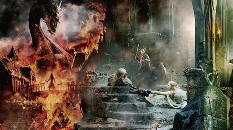 wallpapers abyss the hobbit the hobbit the battle of the five armies computer