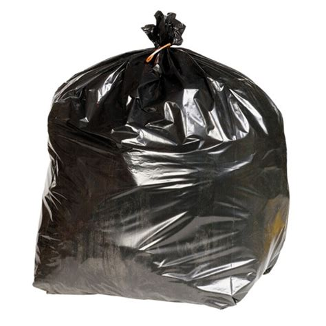 Bin Bag by Black Bin Bags Heavy Weight 300g Cleaning Products