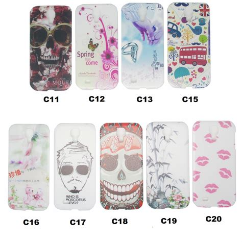 painting phone plastic for samsung galaxy s4 c16