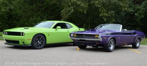 challenger vs new challenger challenger styling and new mopar