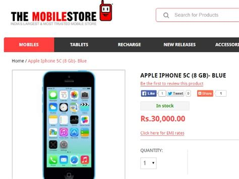 apple cuts prices of iphone 5s 5c in india ahead of iphone 6 6 plus launch 10 best