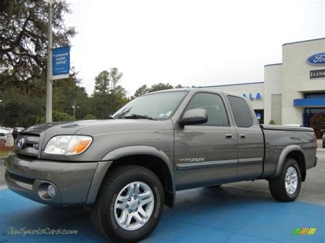 2006 Toyota Tundra Limited Cab For Sale 2006 Toyota Tundra Limited Access Cab In Phantom Gray