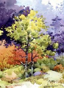 Landscape Artists Watercolor Natalie Graham Watercolour Landscape Artists