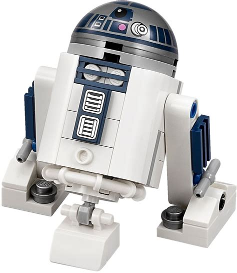 Wars R2 D2 Starring In The Cutest Mailbox by Lego Wars 30611 Polybag R2 D2 Lego Minifigures Display