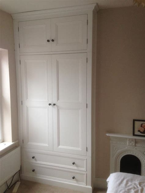 Space Wardrobes by These Wardrobes Made Great Use Of Space Of The Alcoves In