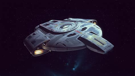 The Defiant uss defiant hd wallpaper and background image