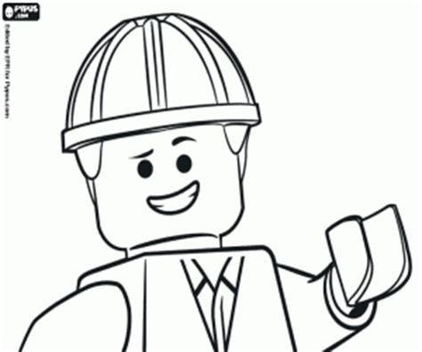 coloring pages lego movie emmet the lego movie coloring pages printable games