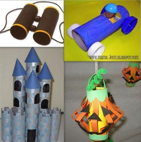 Recycle Toilet Paper Rolls Crafts - toilets towels and for on