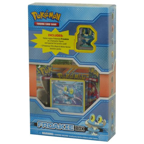 Kartu Trading Card Water X And Y Froakie Dkk froakie card images