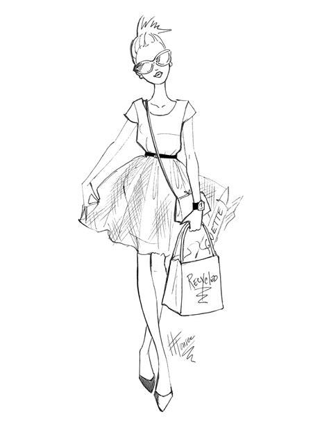 fashion design sketches shoes   fashion trends