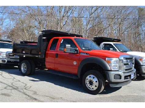 truck massachusetts ford f550 dump trucks in massachusetts for sale 22 used