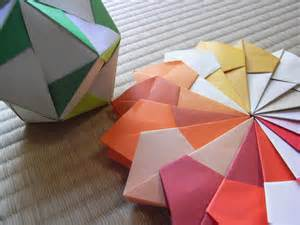 What Is Origami - file image 2d and 3d modulor origami jpg