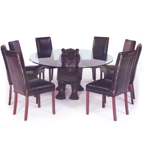 Bespoke Bronze Sculpture Mark Stoddart Hippo Coffee Table Hippo Coffee Table