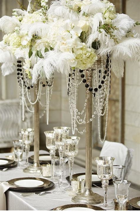 Pin by Wedding Ideas on 1920s Wedding Theme   20s wedding